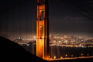 San Francisco, beyond the gate by alierturk