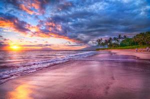 the heat, Hawaii by alierturk