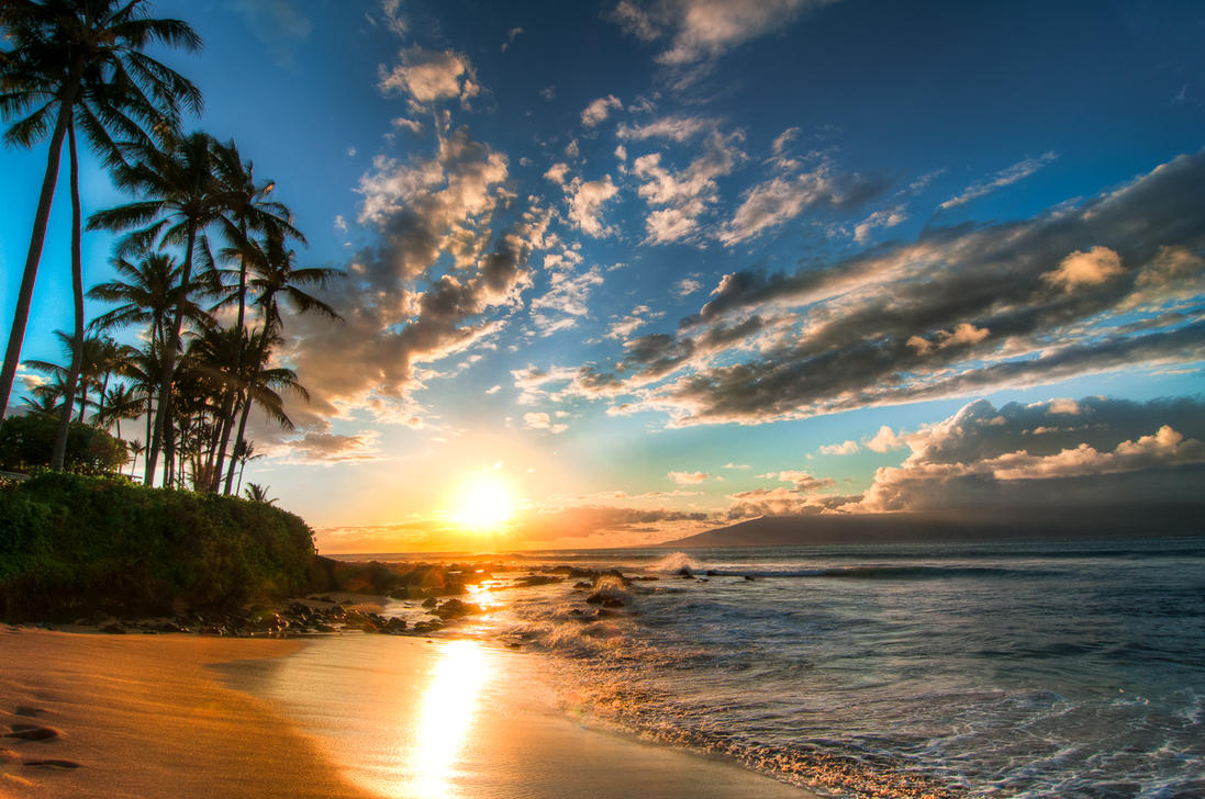 Hawaii, life is beautiful, Hawaii by alierturk