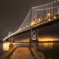 San Francisco, End of the railroad by alierturk