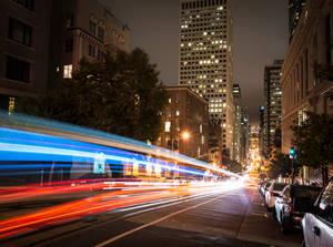 San Francisco, Downhill Downtown