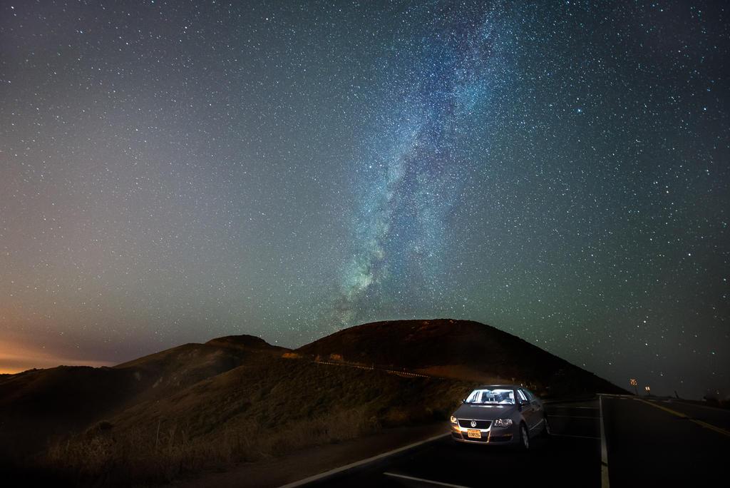 San Francisco, VW & MW by alierturk