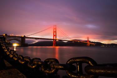 Golden Gate, unchained by alierturk