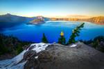 Oregon Crater Lake National Park