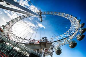 London Eye by alierturk