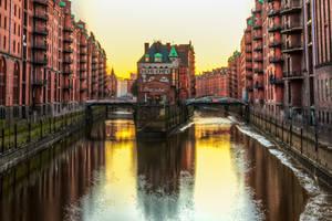 Hamburg, Warehouse 2 by alierturk