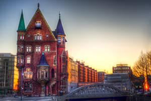 Hamburg, residence by alierturk
