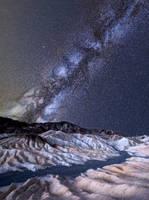 Two cracked worlds | Death Valley by alierturk
