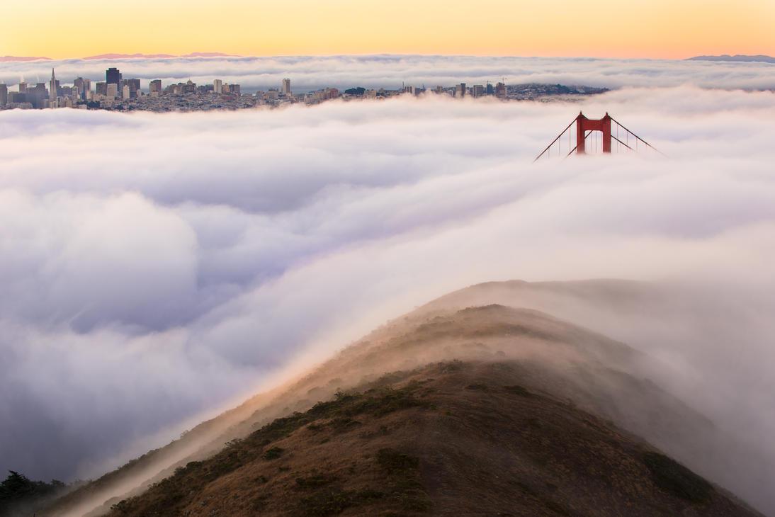 Morning myth | San Francisco by alierturk
