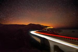 Crossing the Bixby | Big Sur California by alierturk