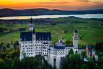 amazing Neuschwanstein Castle, Bavaria, Germany