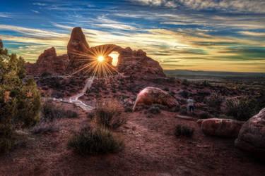 Arches National Park, explore