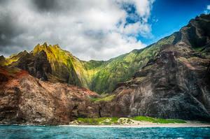 Kauai, the cove by alierturk