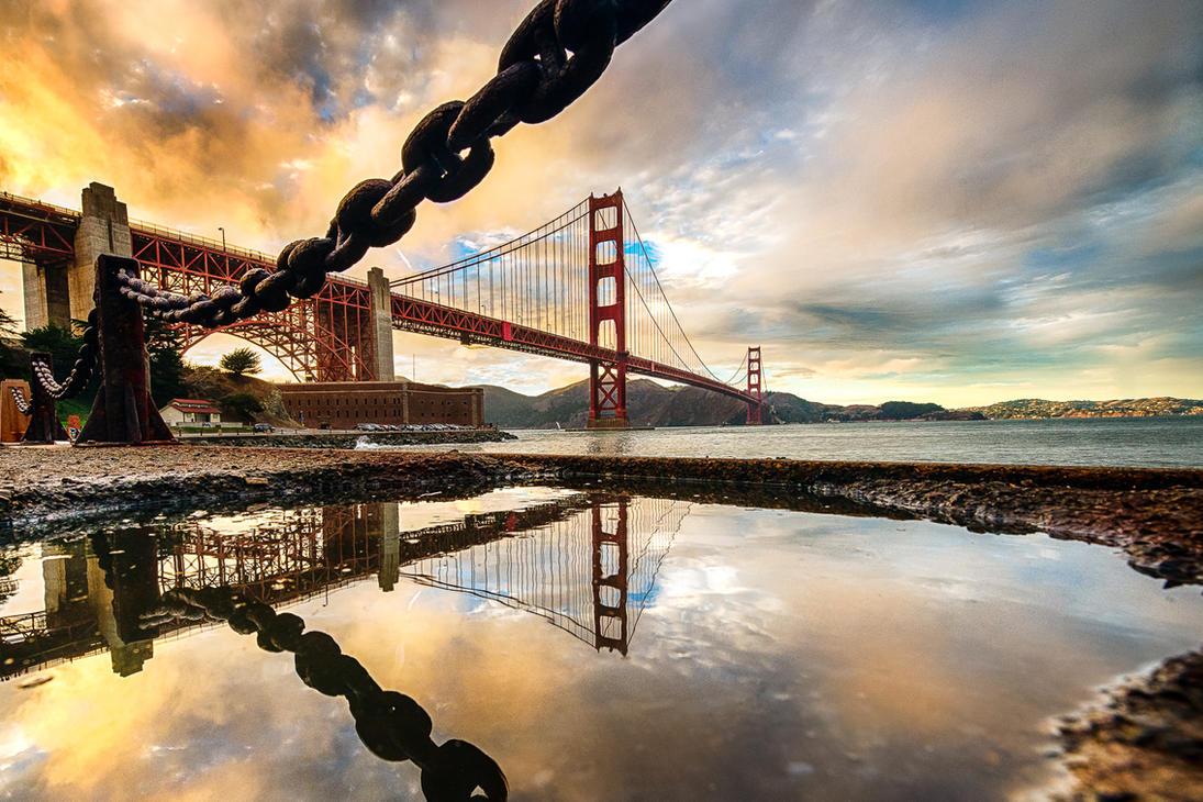 San Francisco, GG love by alierturk