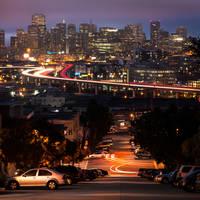 San Francisco, waiting by alierturk
