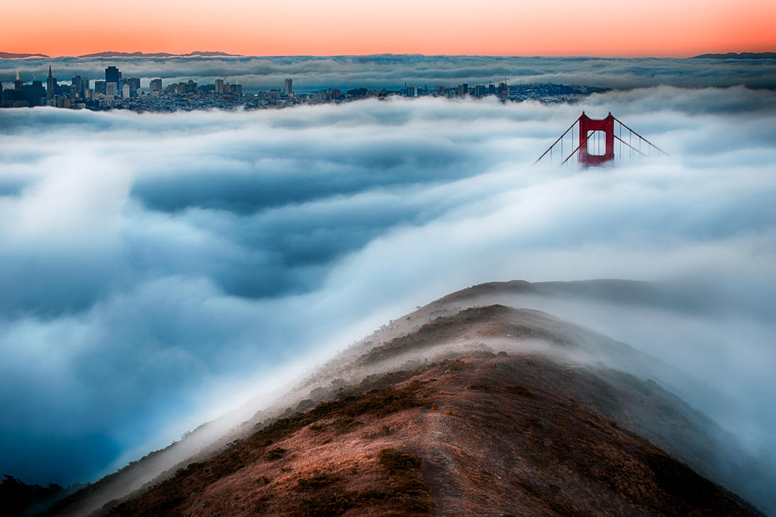 San Francisco, greetings by alierturk