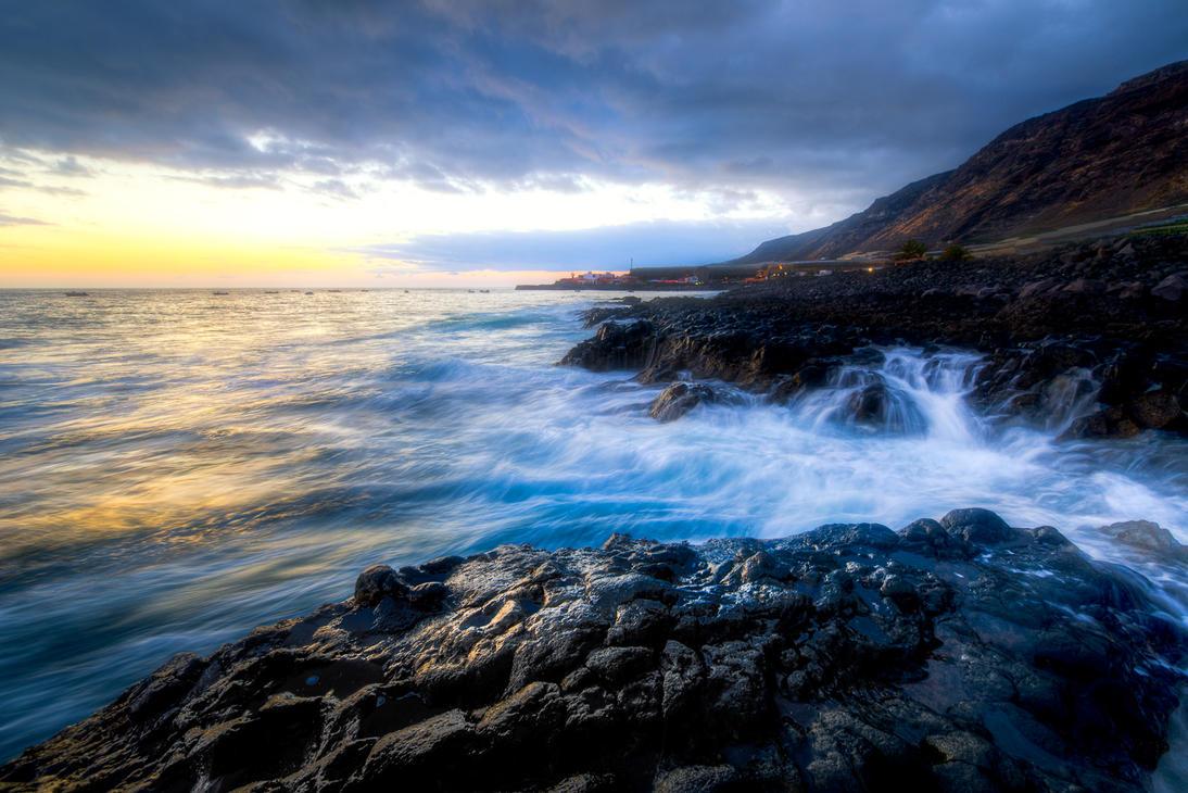 La Palma, incoming by alierturk