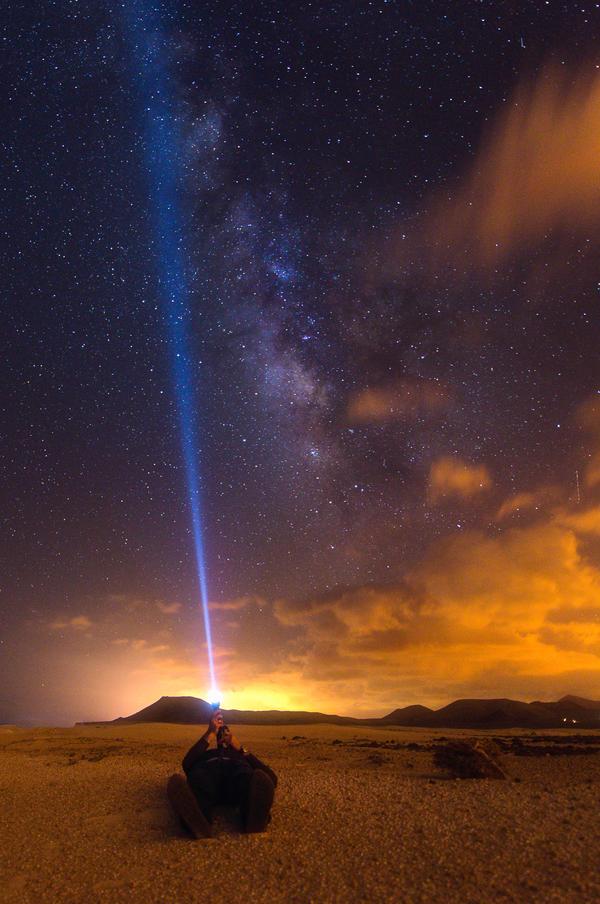 Fuerteventura, search of my star by alierturk