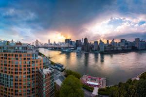 New York, Roosevelt Island NEW FB by alierturk