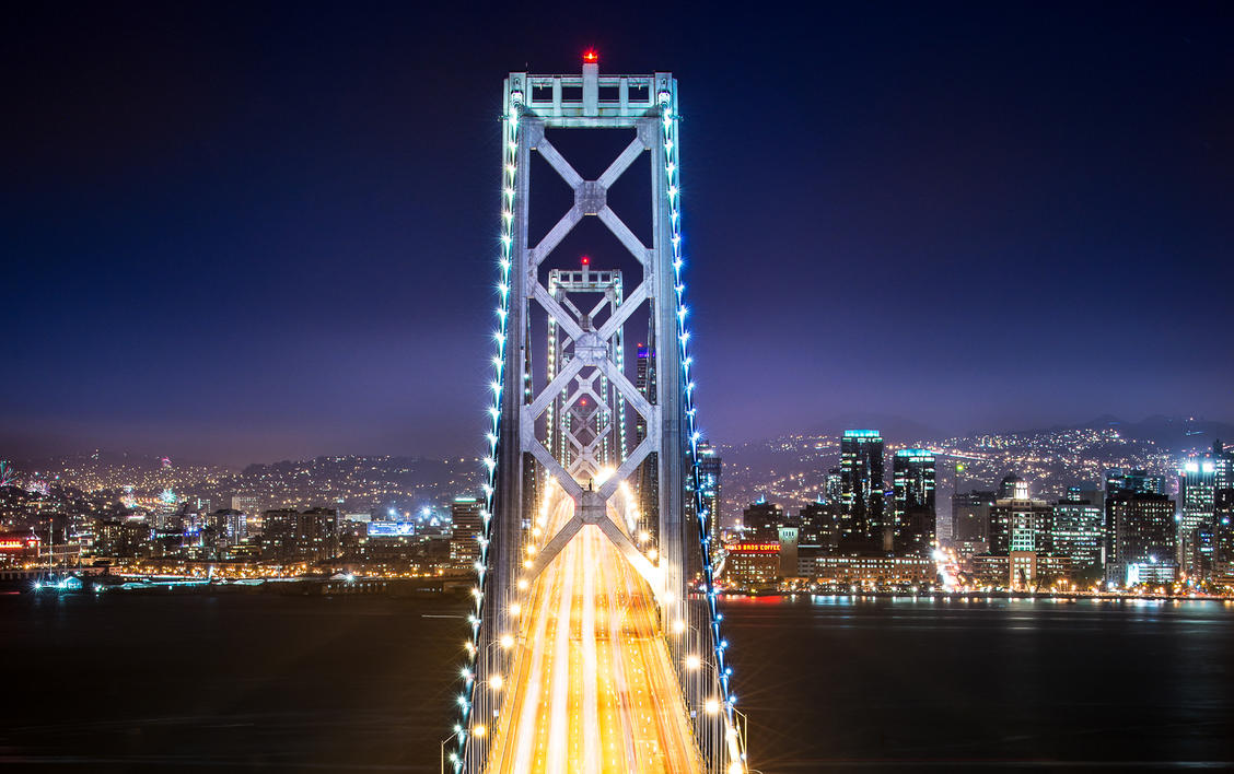 San Francisco, the gate by alierturk