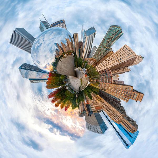 Chicago, redesigned by alierturk