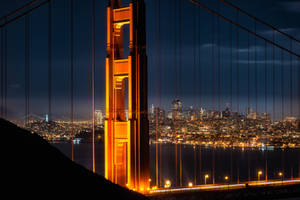 San Franciscco, beyond the wire