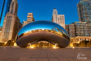 Chicago, time machine by alierturk