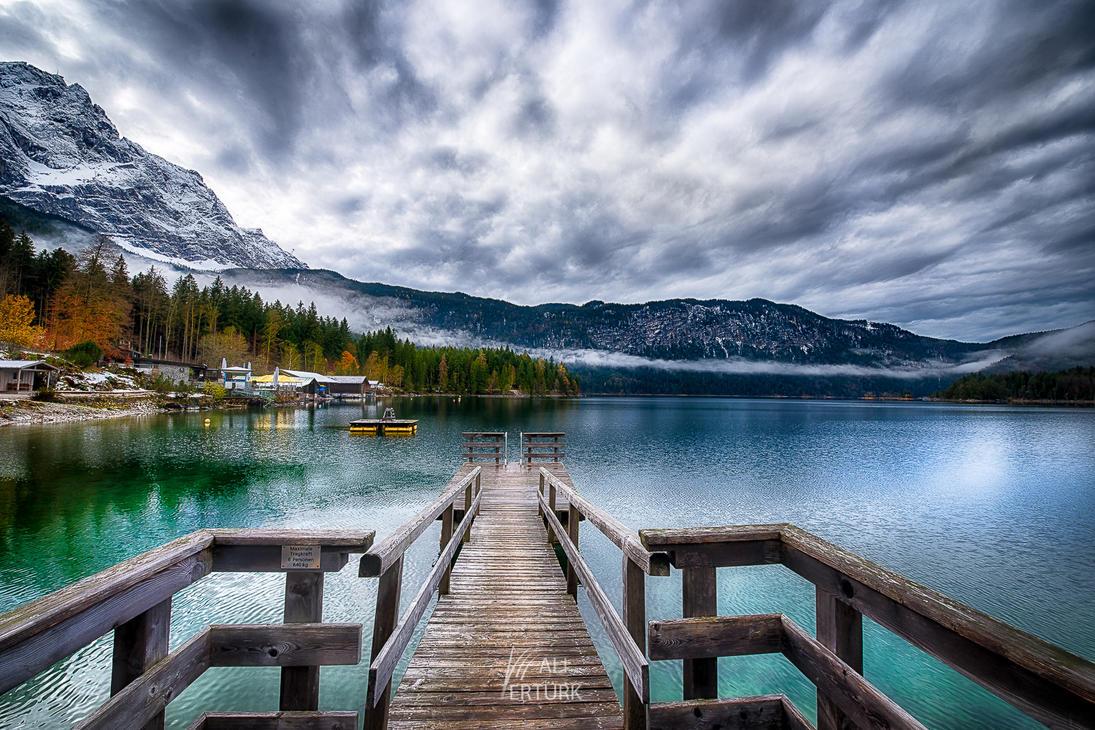 Eibsee, Germany by alierturk