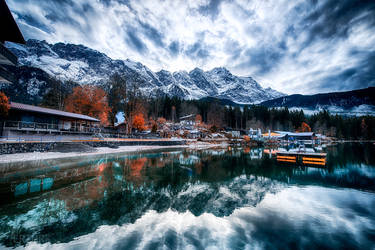 Eibsee, Germany by alierturk