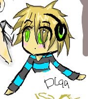 Doodle iscribble by DragonLuver99