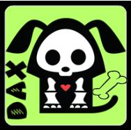 Dax The Dog Skelanimal Edit by xLaylarrRAWRx