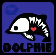 Dolphie The Dolphin Skelanimal by xLaylarrRAWRx