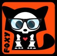 Foxy The Fox Skelanimals Edit by xLaylarrRAWRx