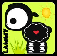 lammy the lamb skelanimals edi by xLaylarrRAWRx