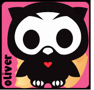 oliver the owl skelanimals by xLaylarrRAWRx