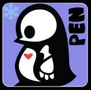 Pen The Penguin Skelanimals by xLaylarrRAWRx