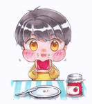 Eat Jin by chiakihayano