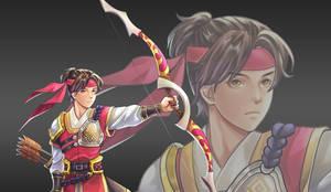 character illustration by chiakihayano
