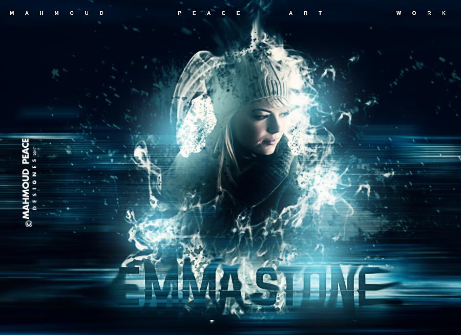 Emma Stone by JUSTMEPEACE