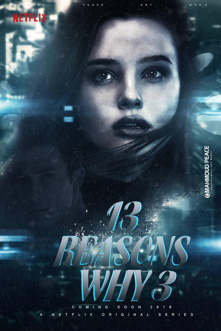 13 Reasons Why Season 3 Poster