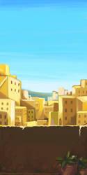 Sunny City by Hubalaboo