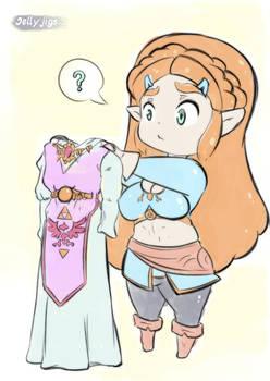 Zelda Chibi