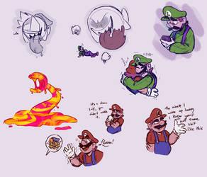 Mario time