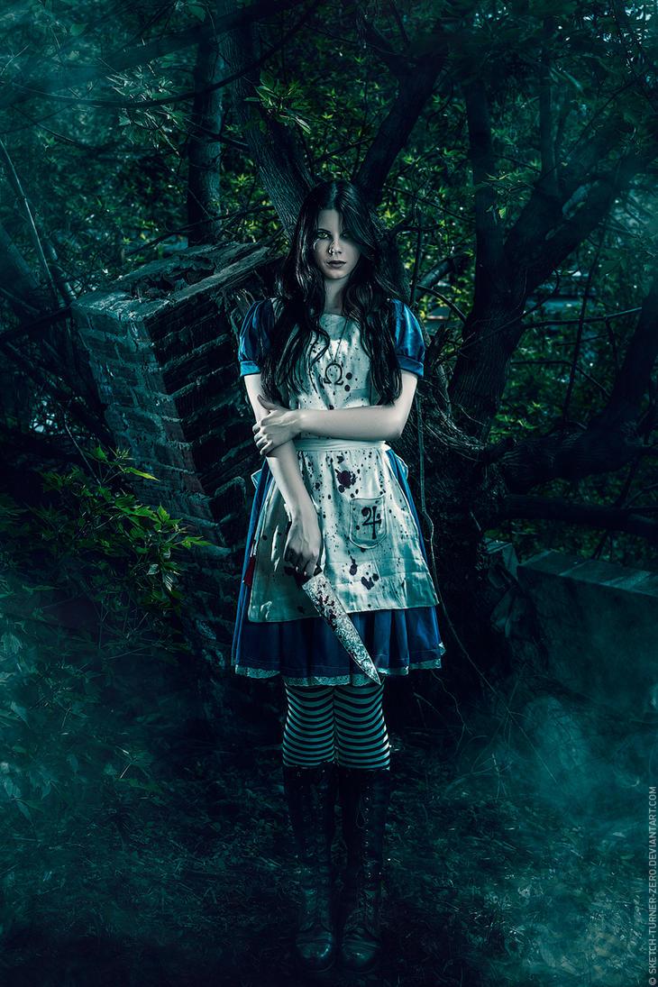Alice: Madness Returns by Shinkarchuk