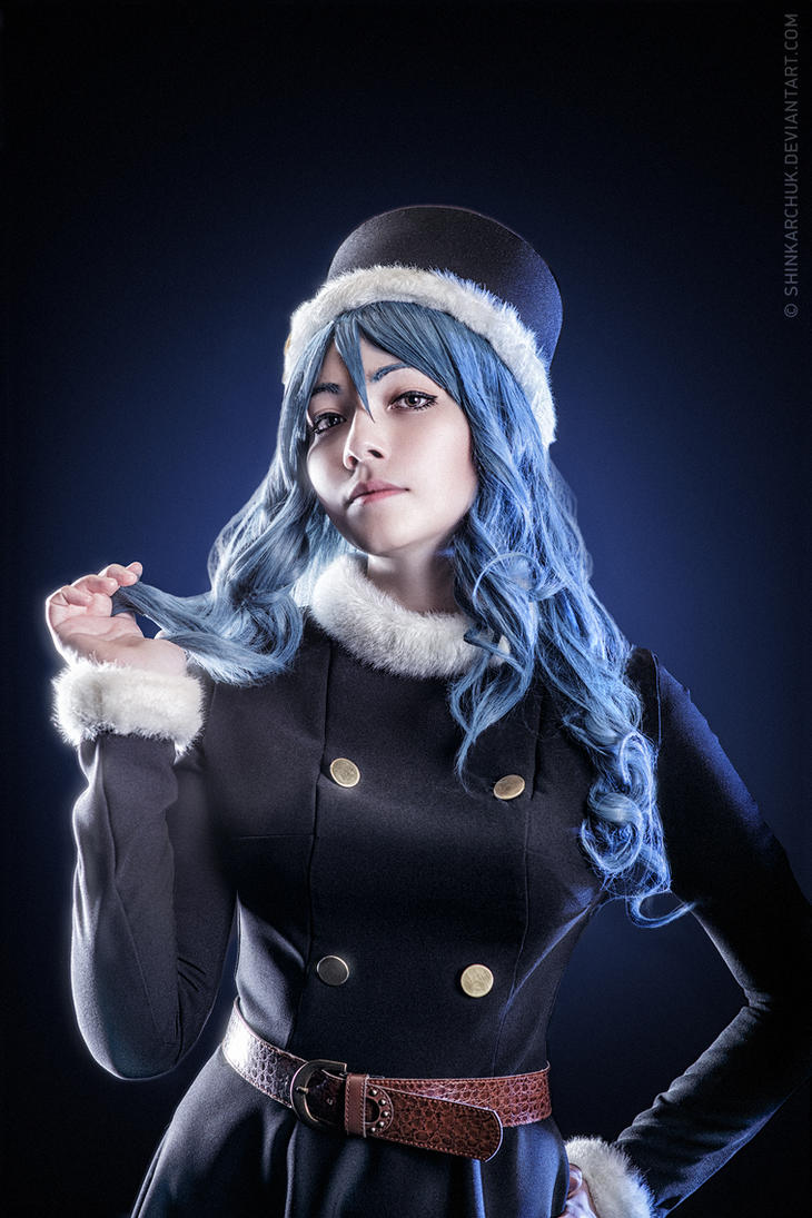 Fairy Tail: Juvia Lockser by Shinkarchuk on DeviantArt