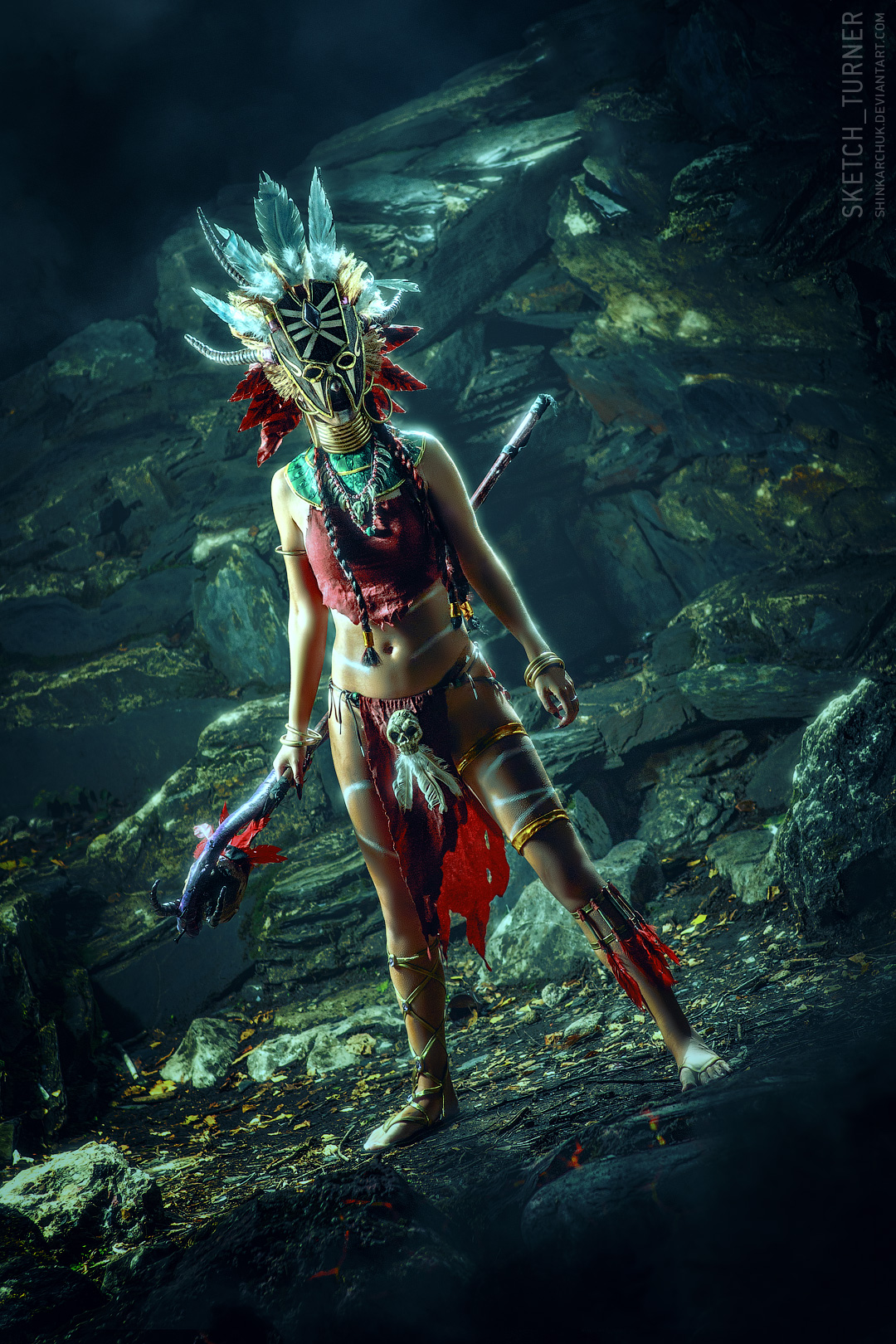 Diablo 3 witch doctor porn adult gallery