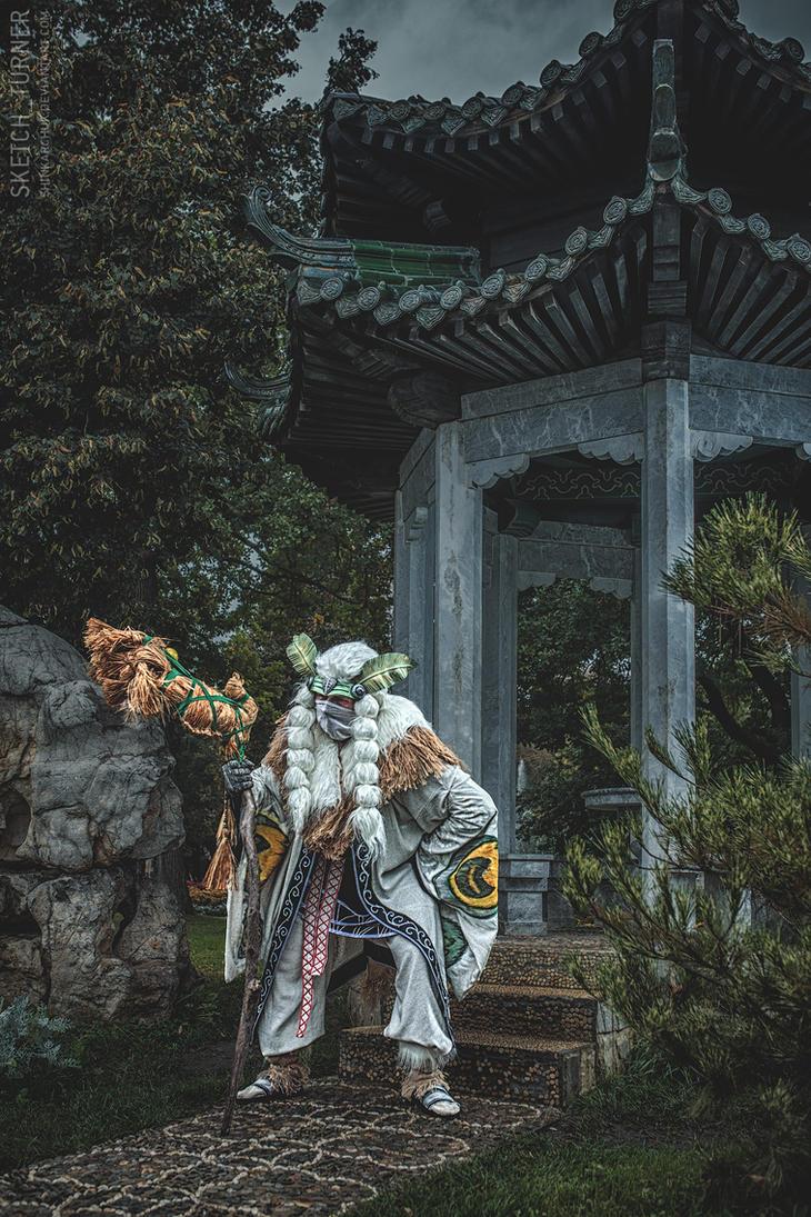 Dynasty Warriors by Shinkarchuk