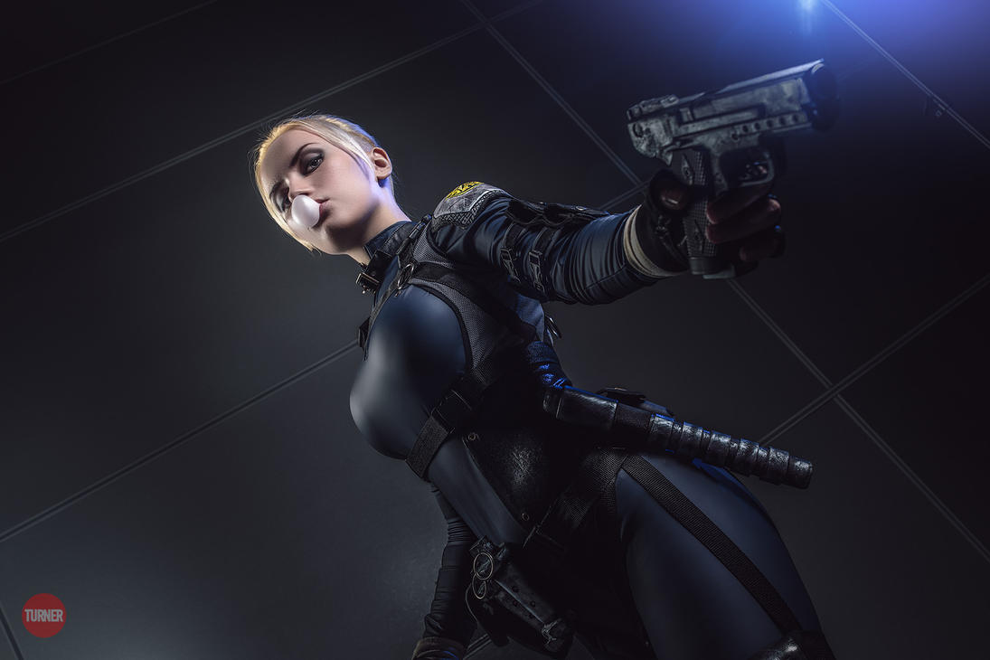 Cassie Cage - Mortal Kombat X by Shinkarchuk