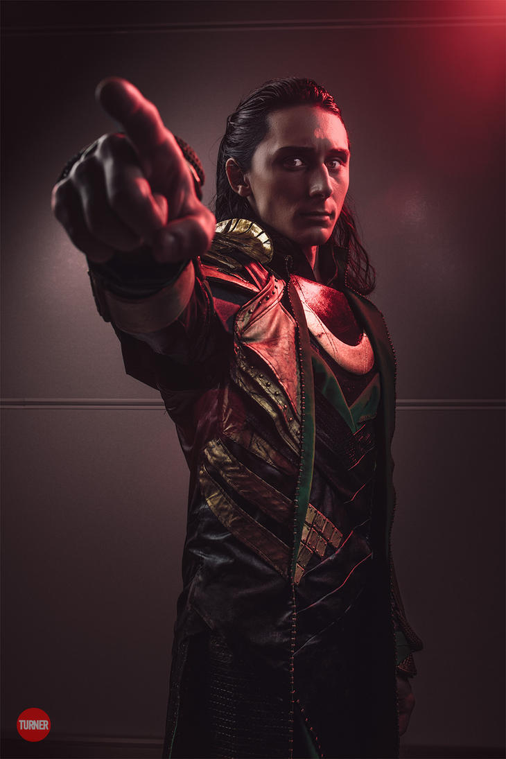 Thor 2, Loki Cosplay by Shinkarchuk