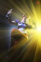 Street Fighter V: Chun Li by Shinkarchuk